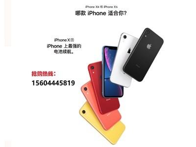 长春苹果 iPhone XS Max 64G全网通7999