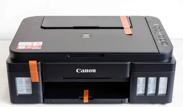 Canon 佳能 G3800 喷墨无线一体打印机 测评