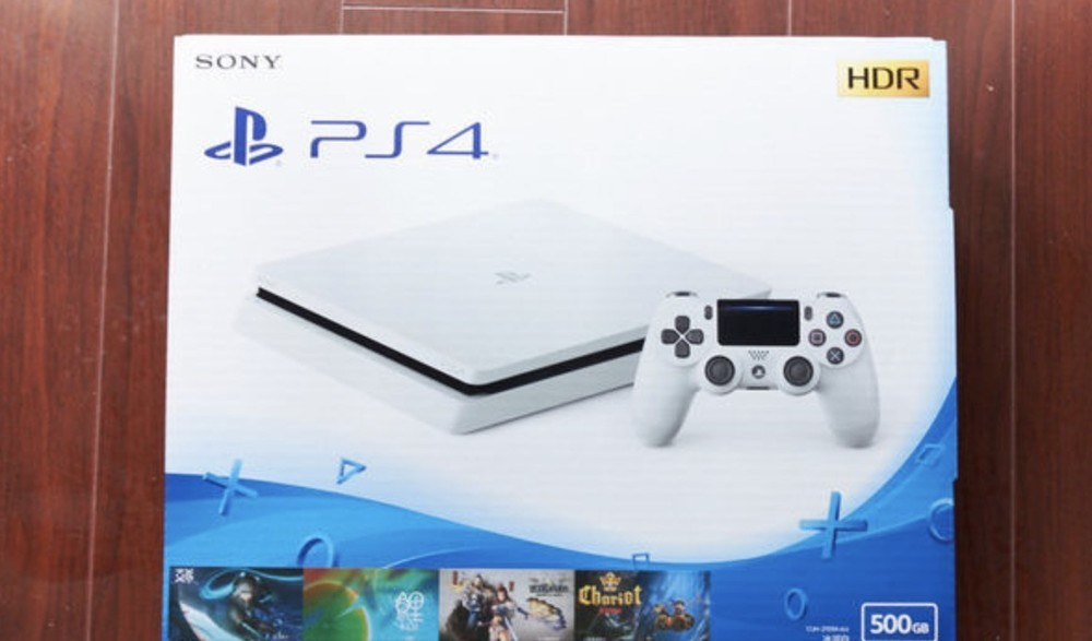 信仰充值入手 Sony  PS4 slim 主机
