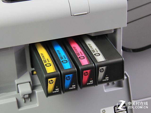 打印机墨盒:余量感知与加墨