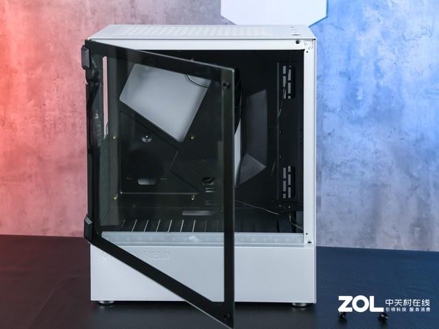 时时乐背景素材,侧开门配优细节 金河田峥嵘Z23玩转时尚
