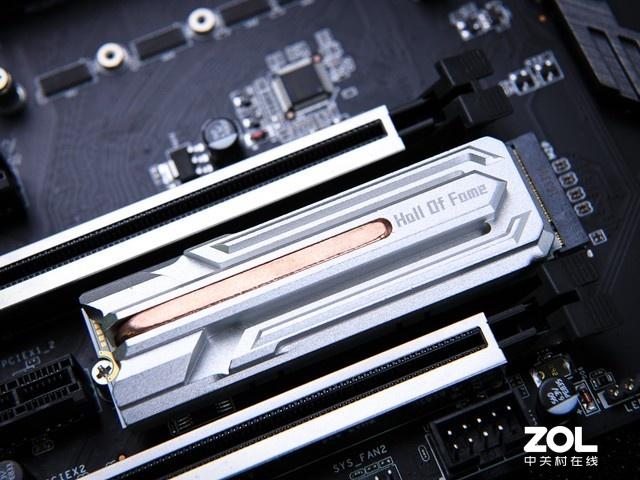 私人彩票平台qq群,带热管的暴徒SSD 影驰HOF M.2评测