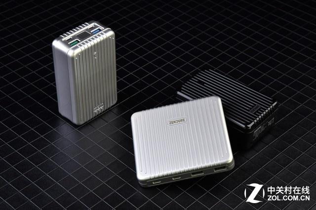 使用100W PD快充的移动电源是什么体验