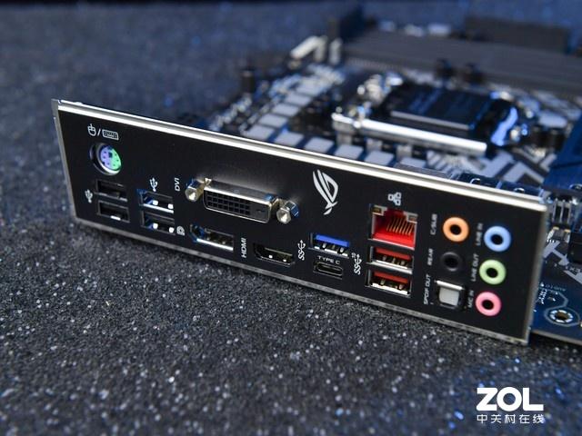 9700KF好搭档 华硕ROG STRIX B365-F热销