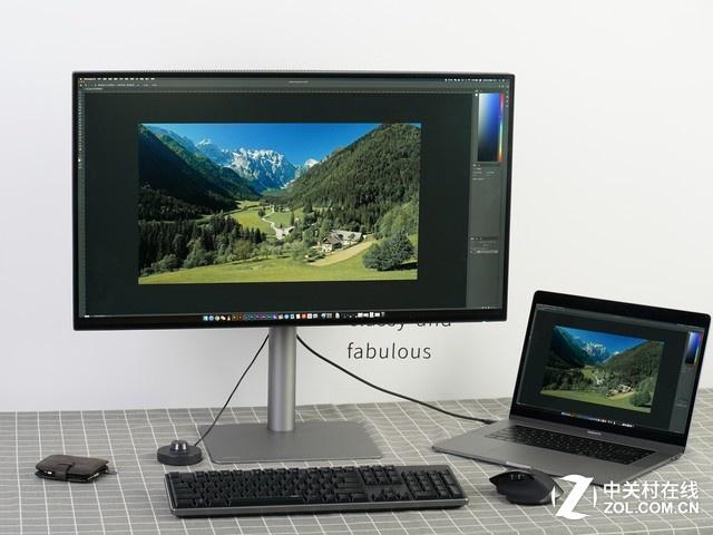 22270.COM,你的Mac需要他!明基PD3220U专业显示器评测