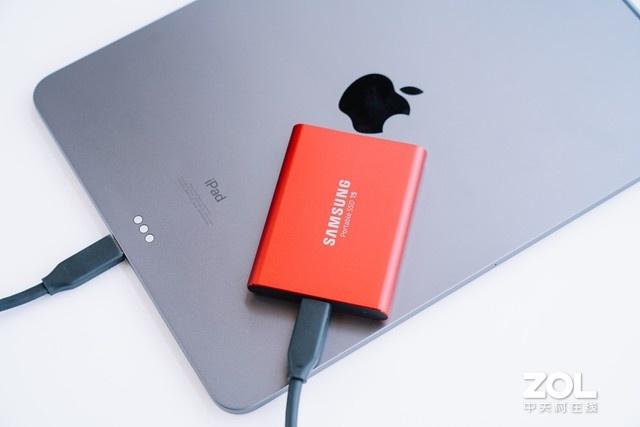 谁有腾讯分分彩app,买了这款移动SSD 女神终于对我笑了
