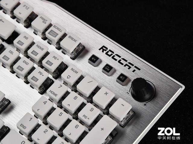 大发快3注册平台计划软件,冰豹Vulcan机械键盘评测 你绝对没见过的设计