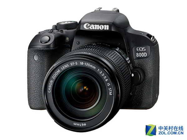2420万像素单反 澳门银河娱乐网站800D搭配实用镜头
