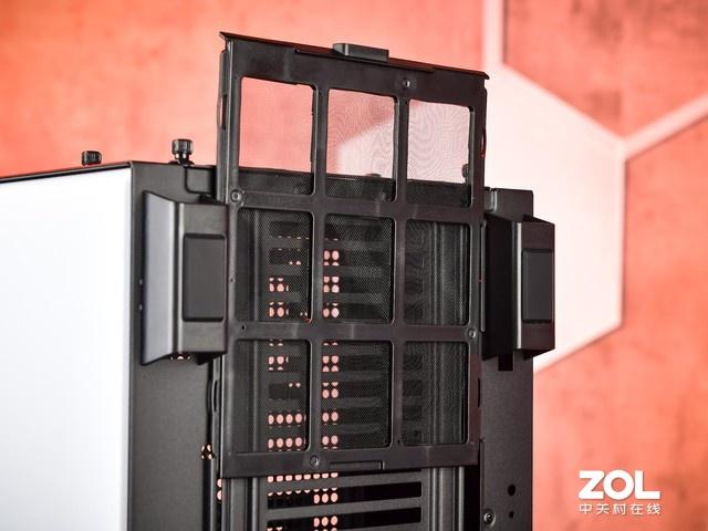 手机快3专业版下载,NZXT H710i机箱评测:不变的雅致风范