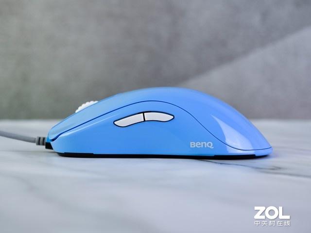 卓威FK -B DIVINA鼠标评测 手中的蓝色梦想