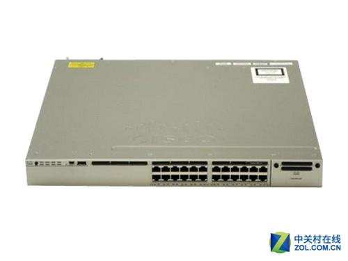 思科的新统一接入数据层 (uadp) 专用集成电路 (asic) 为交换机提供