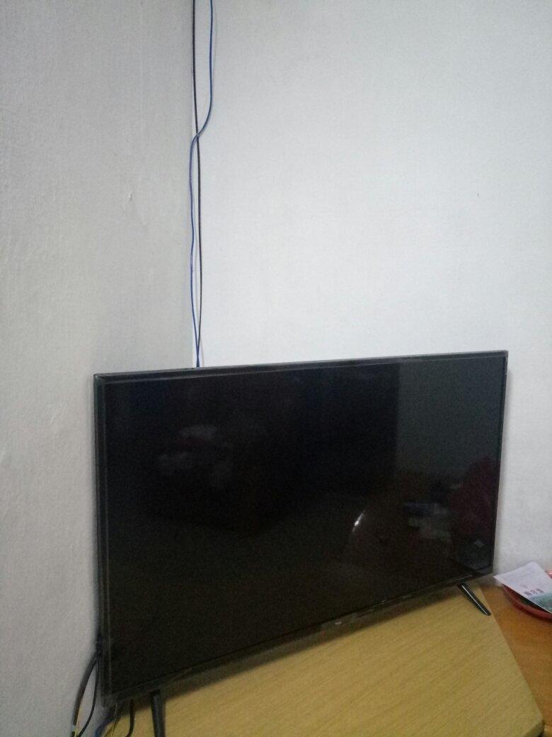 不错,电视机已经在使...