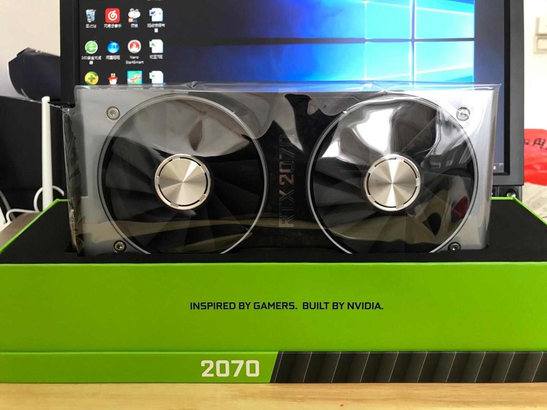 自从1050ti升级到2070...