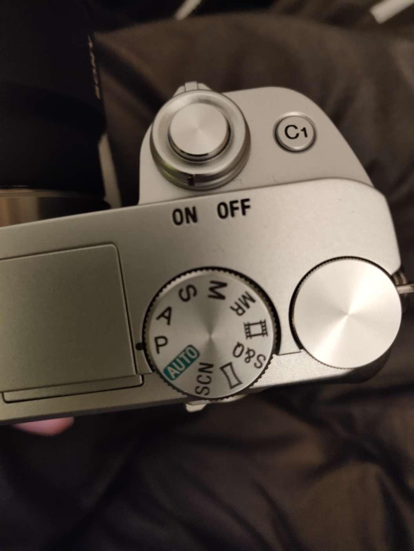 第一台大法相机