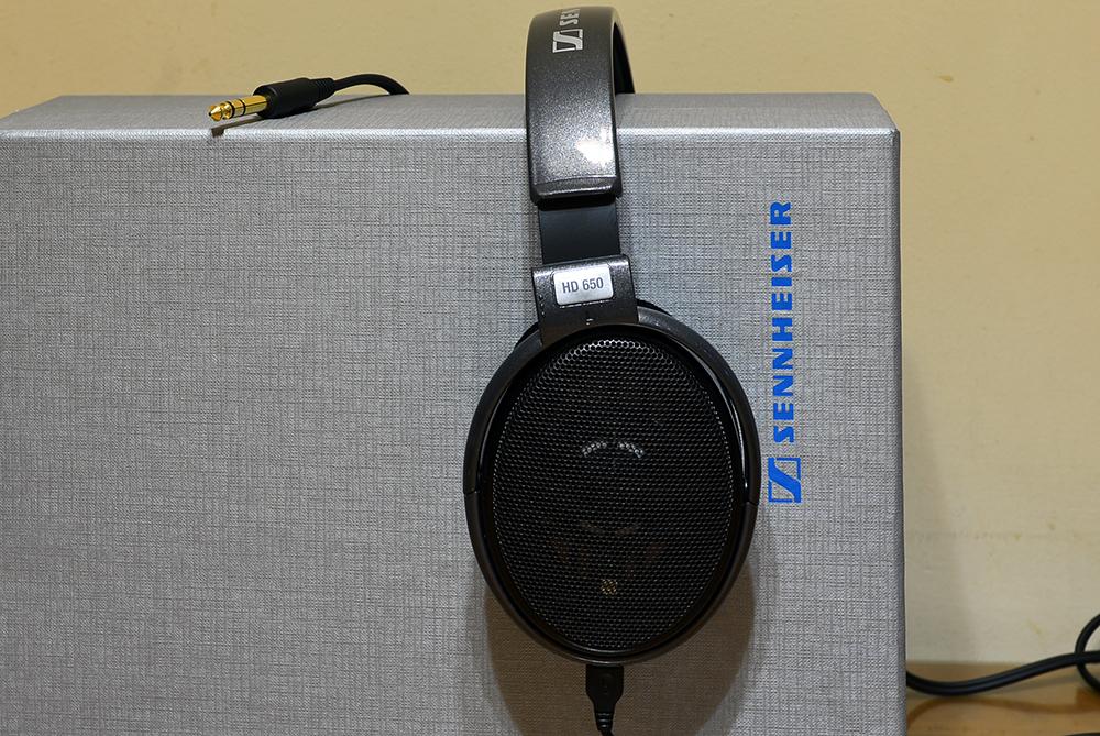 HD650声音很好做工需加强