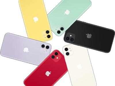 哈尔滨苹果iPhone 11 64GB现货热销5160