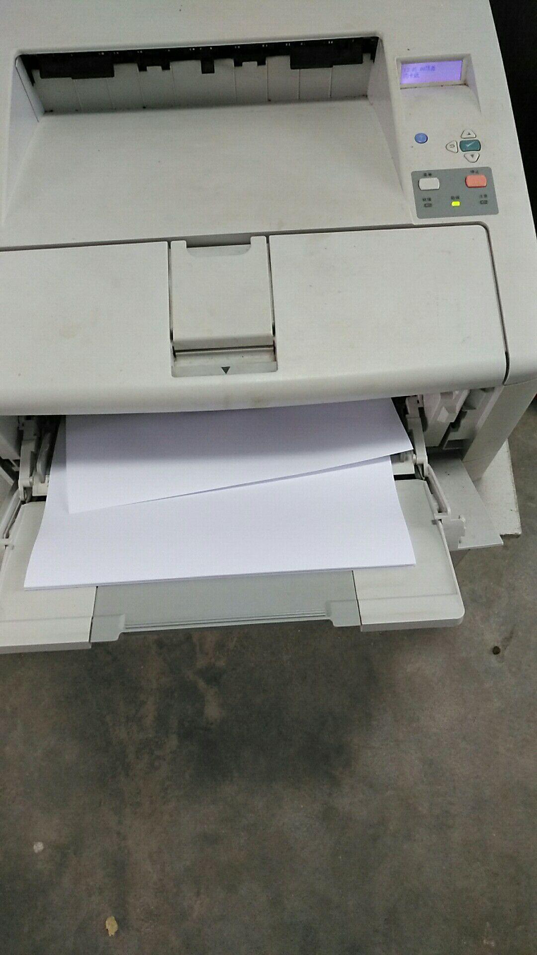 超烂的一种打印机,再不用了。