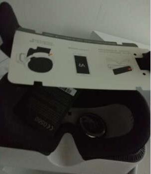 小米VR眼睛给你热的感觉