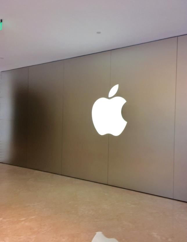特意去苹果店看了看,最后没入手