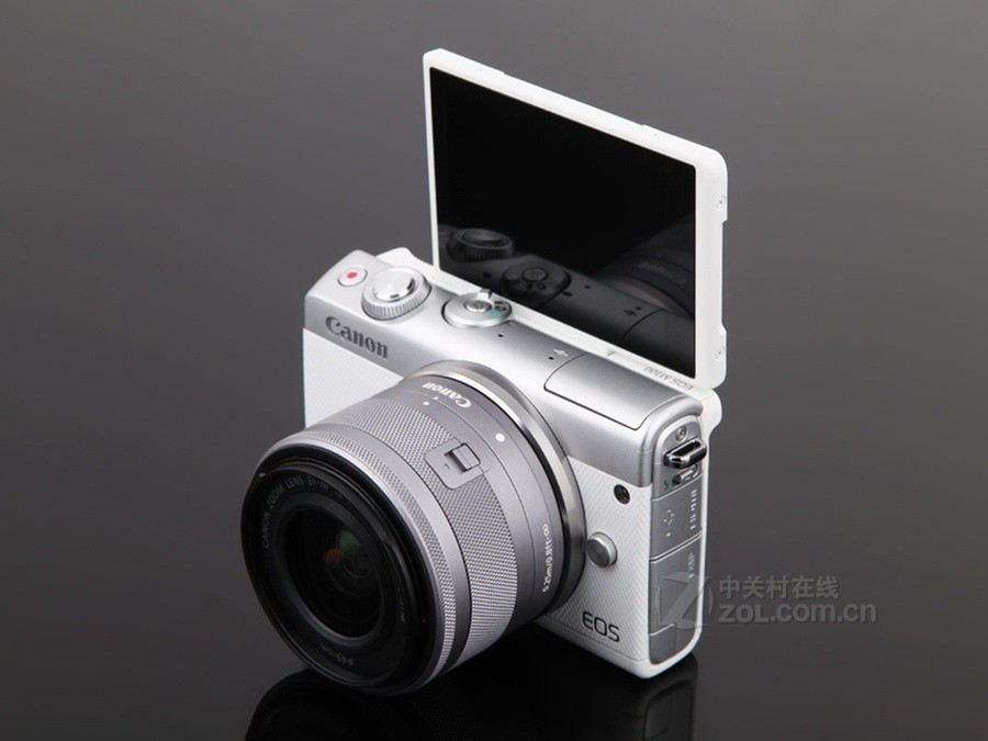 M100微单是摄影入门好选择!