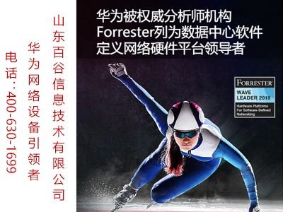华为网络设备引领者 山东百谷信息