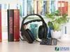 ROG7.1Centurion电竞耳机左右两个耳罩各配有五颗独立的单体来保证游戏中的每个音效和指令都能精确地传达到玩家耳中。