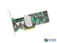 提升存储效率 LSI SAS 9261-8i阵列卡促