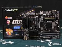 技嘉超耐久全能板 GA-B85-HD3卖场售580