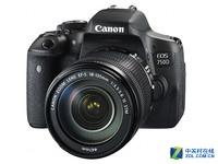 摄影初哥好选择 佳能750D搭载防抖镜头