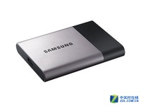 三星发布T3移动SSD 自带type-c接口