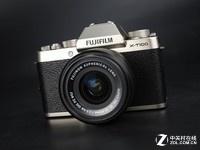 2420万像素微单 复古设计的富士X-T100