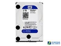 西部数据蓝盘2TB SATA6Gb/s 64M售338元