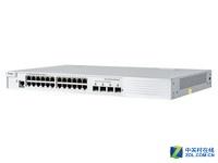 企业网络升级 必备锐捷24口千兆交换机