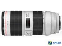 小白的魅力 佳能70-200mm F2.8 III促销