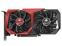七彩虹战斧 GeForce GTX 1650 4G D6