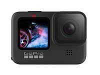 旅行一机走天下就选GoPro HERO9 Black