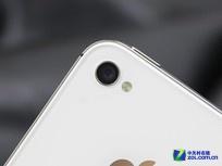iPhone 4S 白色 摄像头图