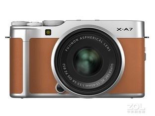 2420万像素4K视频 富士微单X-A7降价促销