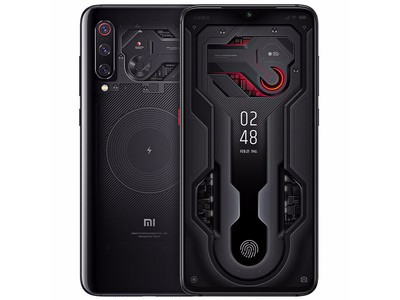 小米9 透明尊享版(8GB RAM/全网通)