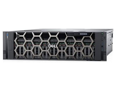 戴尔易安信PowerEdge R940 机架式服务器(Gold 5117/32GB/1.2TB)