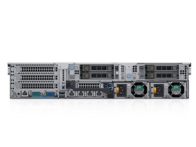 戴尔易安信 PowerEdge R740 机架式服务器