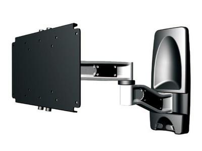 TOPSKYS 双旋臂伸缩式旋转铝合金液晶电视壁挂架AR211