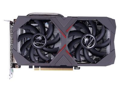 七彩虹网驰 GeForce GTX 1660 SUPER 电竞 6G