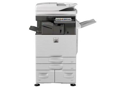 夏普B4081D黑白数码复印机促销31200元-夏普B4081D_上海复印机行情-中关村在线