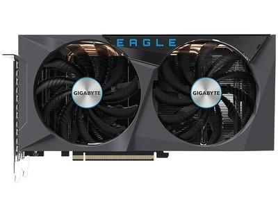 技嘉GeForce RTX 3060 EAGLE 12G