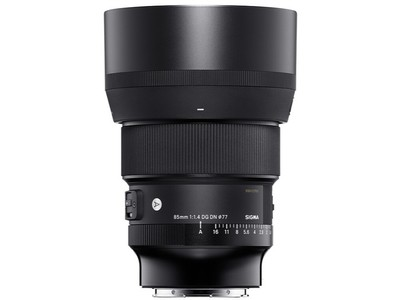 适马85mm f/1.4 DG DN Art(索尼E卡口)