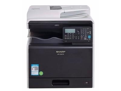 打印机维修_夏普BP-C2021R彩色数码复印机售9660元