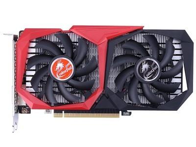 七彩虹战斧 GeForce GTX 1650 4GD6豪华版