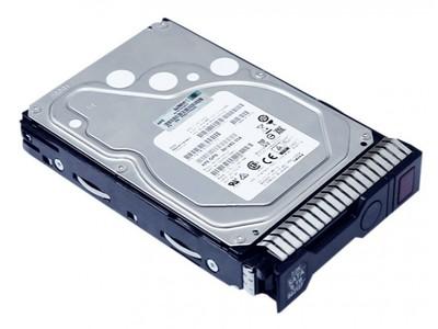 惠普 2.5英寸热插拔SAS硬盘