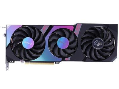 七彩虹iGame GeForce RTX 3060 Ti Ultra OC